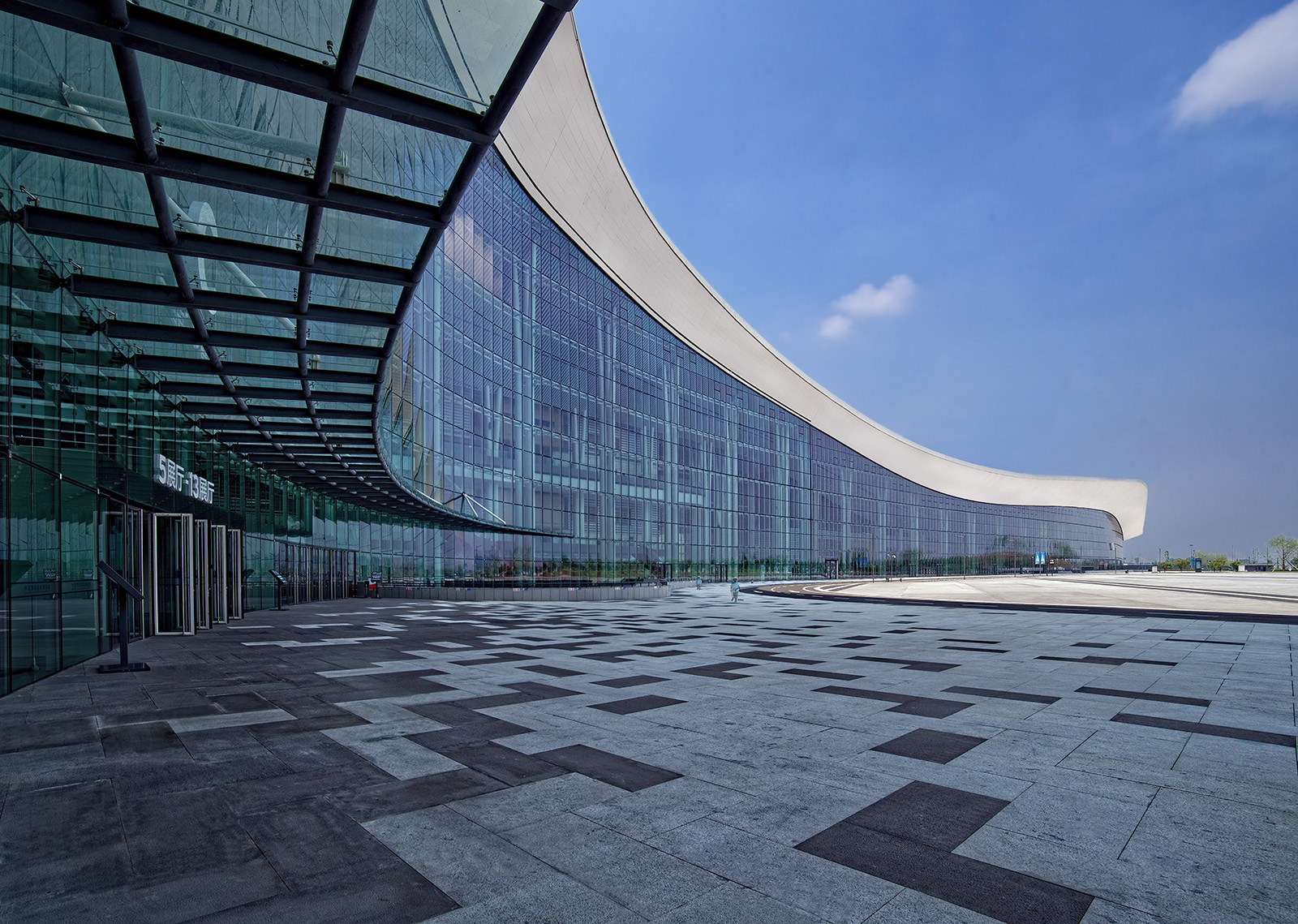 Interior and exterior architectural photography for architects large scale projects including conference centers exhibition centers in China, Asia, and the Middle East by Paul Dingman, architectural photographer