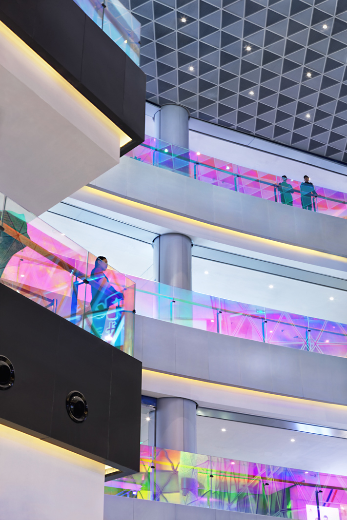 Architectural photography of retail malls in China and Asia by Paul Dingman
