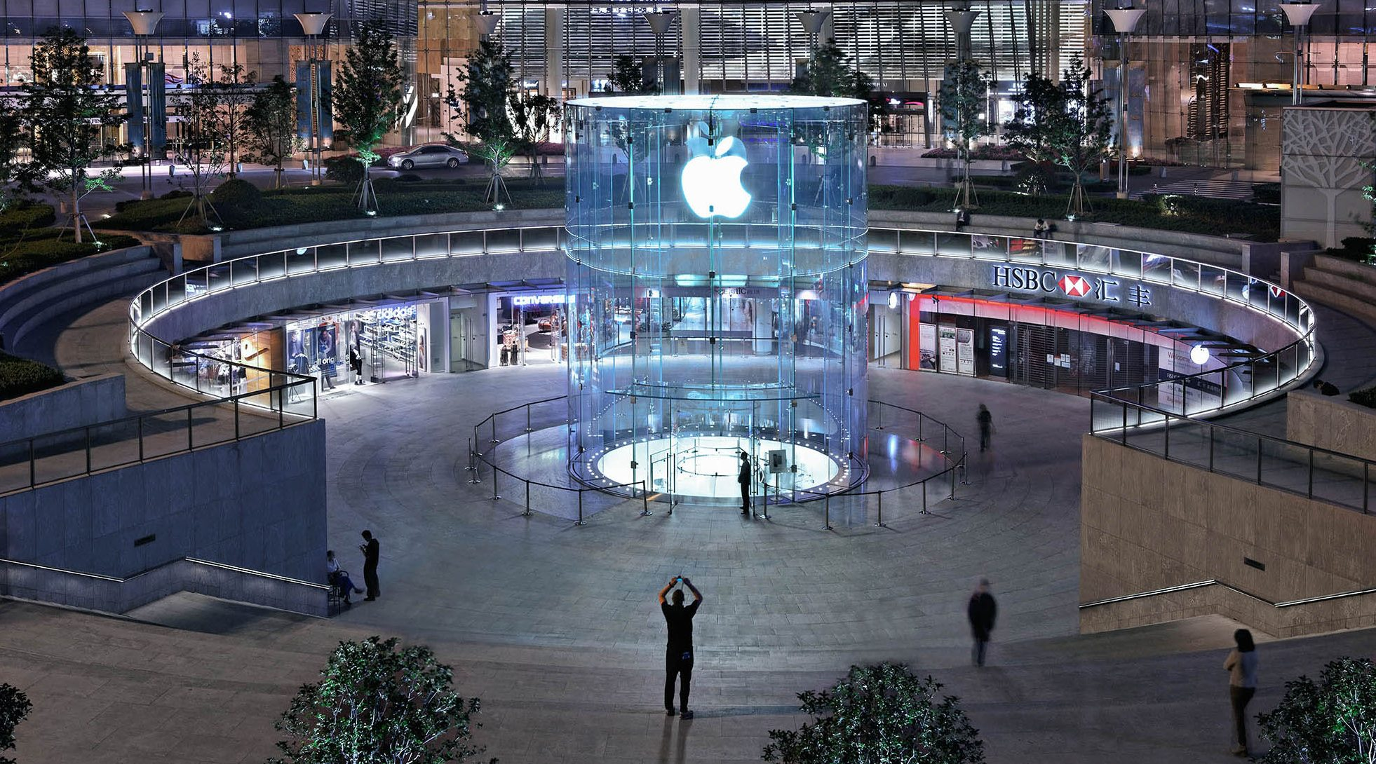 Architectural photography of retail stores and malls in China and Asia
