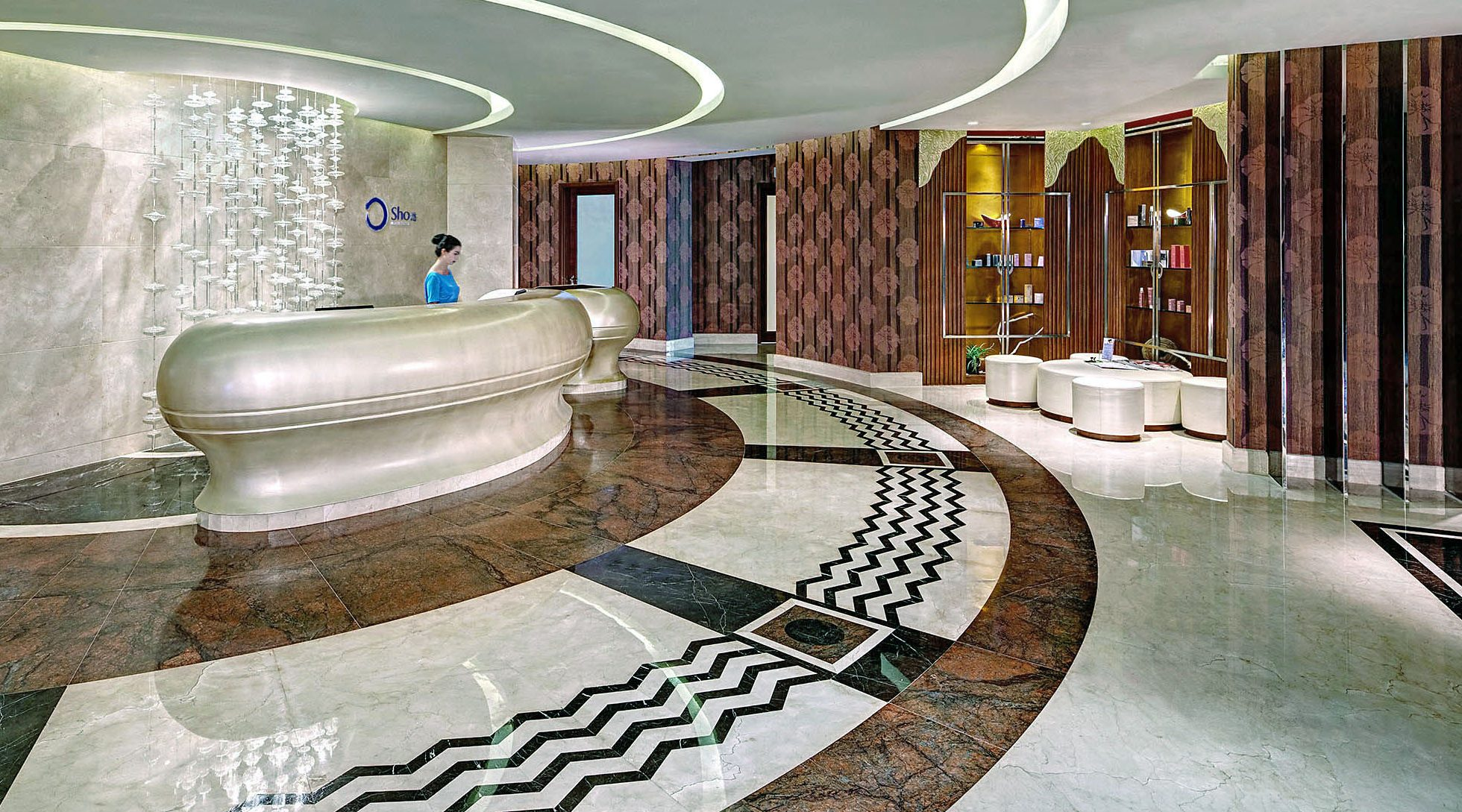 Paul Dingman photographs hotels and resorts in China and Asia